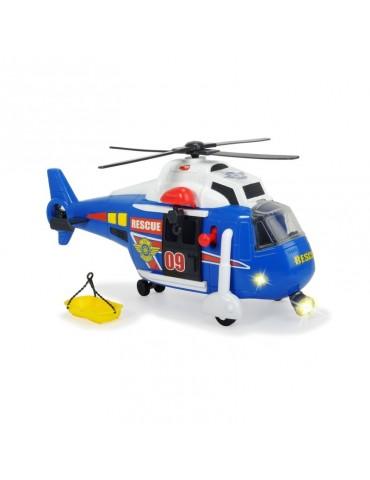 Dickie Helikopter ratowniczy z dźwiękiem i światłem