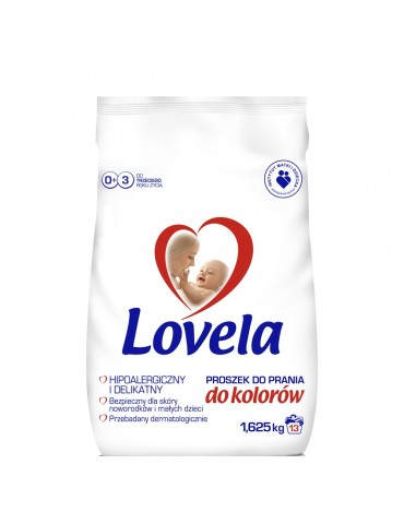 Lovela proszek do prania 1,8kg kolor