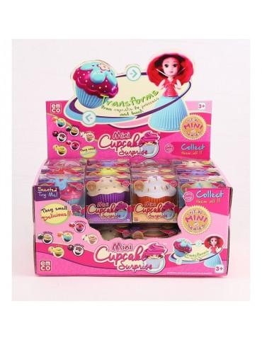 Cupcake Surprise babeczka pachnąca z niespodzianką laleczka