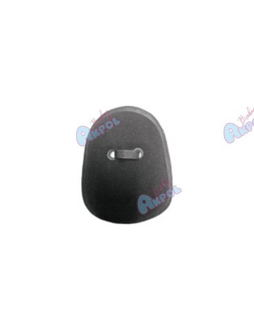Piankowa osłona krokowa DUO Plus (tylko kolor czarny)