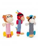 Pluszowa zabawka z piszczkiem Piraci Canpol Babies