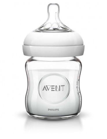 Butelka szklana do karmienia NATURAL Philips Avent 120 ml