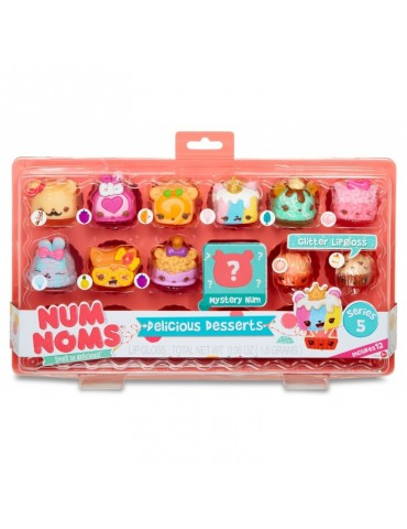 Num Noms Lunch Box Seria 4 Sweets Sampler