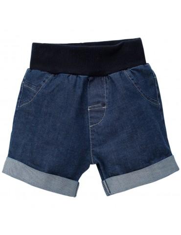 Spodenki krótkie jeansowe jeans SEA WORLD 68-98 Pinokio