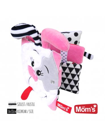 Mom's Care Hencz Toys Książeczka Pinky