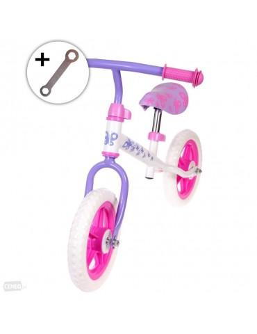 Madej Rowerek Biegowy Dla Dziewczynki Jet5