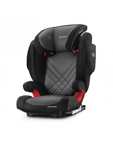 Fotelik  Recaro Monza Nova 2 Seatfix Fotelik 15-36kg Carbon Black