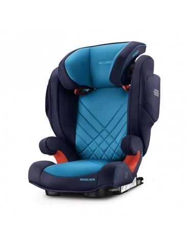 Fotelik  Recaro Monza Nova 2 Seatfix Fotelik 15-36kg Xenon Blue