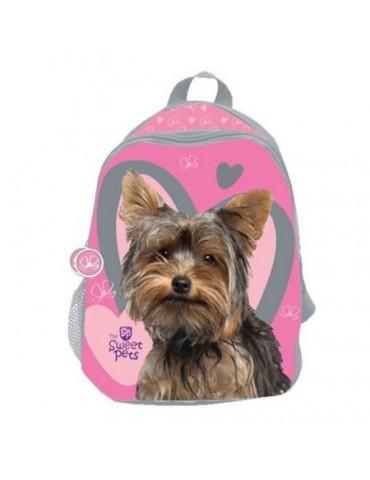 Plecak do przedszkola The Sweet Pets pies