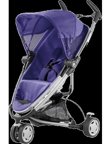 Quinny Zapp Xtra Wózek spacerowy Purple Pace