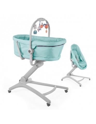 Chicco Baby Hug Leżaczek/Krzesełko 4w1