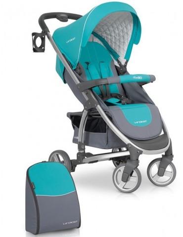 Wózek spacerowy Virage kolor Malachite firmy EasyGo