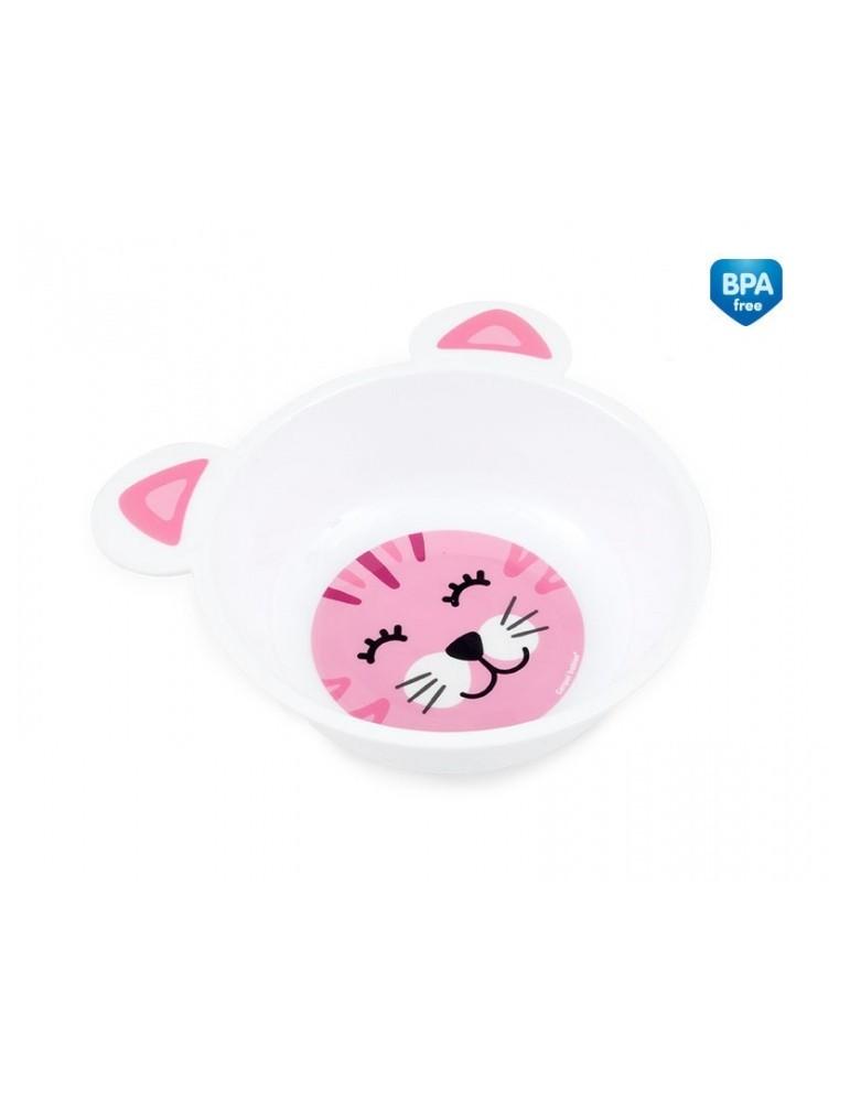 Plastikowa miska miseczka z uszami Canpol Babies