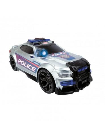 Dickie Samochód Policja Street Force światło dźwięk