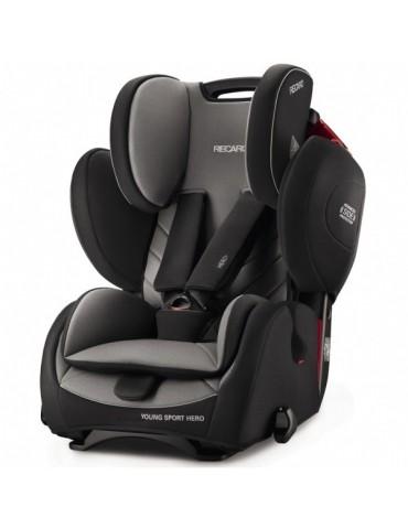 Recaro Young Sport Hero Fotelik samochodowy, 9-36 kg Carbon Black