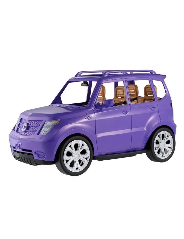 Barbie Fioletowy SUV Samochód dla lalki