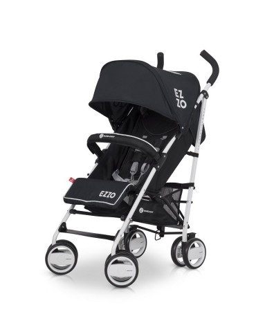 Euro-Cart Wózek spacerowy Ezzo Anthracite