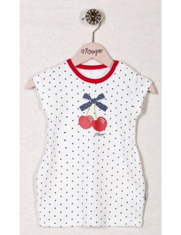 Sukienka niemowlęca WISIENKI 74-104 Nicola