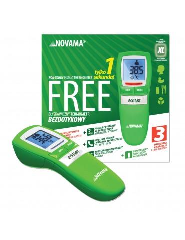 Novamed termometr bezdotykowy Novama Free Fresh green