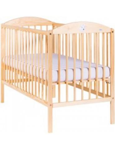 Drewex łóżeczko Lisek sosna 120×60 cm