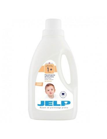 JELP 1+ Hipoalergiczny żel do prania kolorowych ubranek dzieci od 1 roku życia 1,5 l