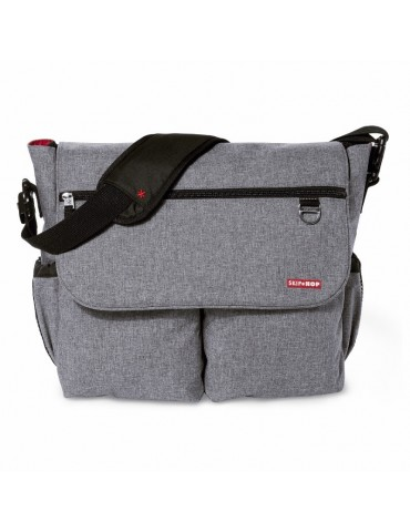 Torba Dash Signature Skip Hop Heater Grey