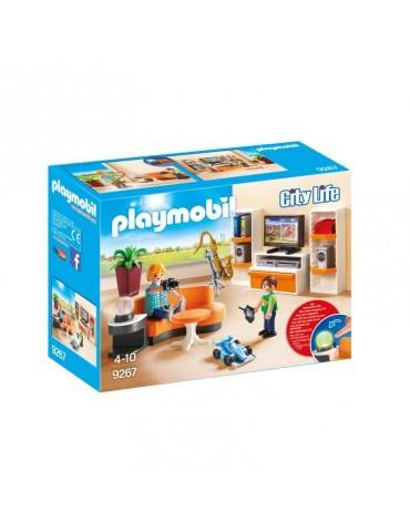 Salon Playmobil