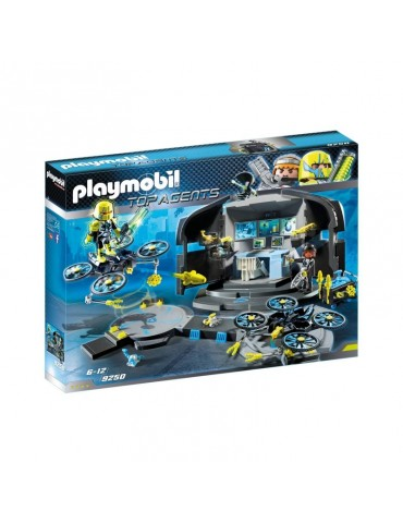 Centrum dowodzenia Dr. Drone'a Playmobil