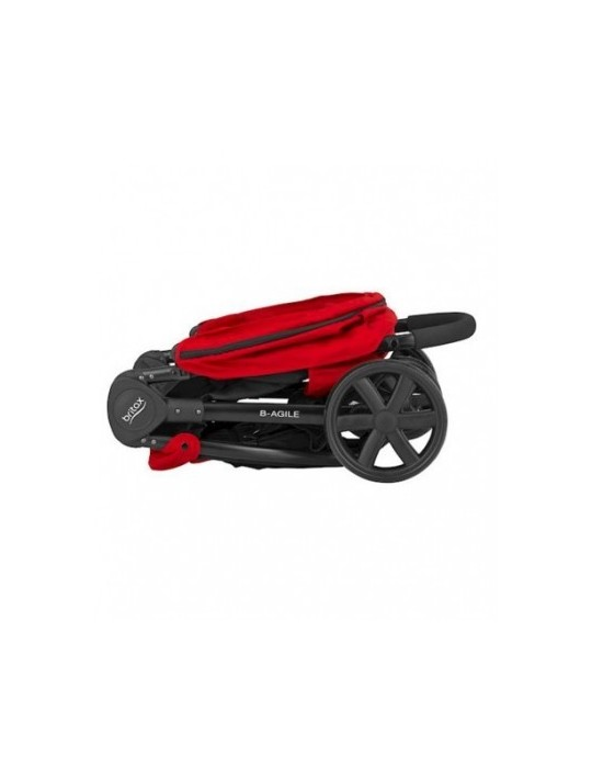 Britax B-agile 3 wózek spacerowy Chili pepper