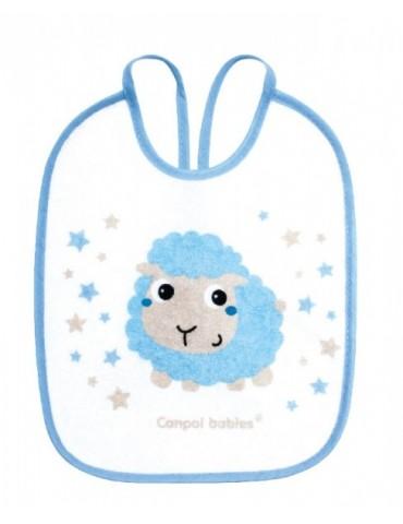 """Śliniaki ceratkowo-bawełniane 3 szt. """"Bunny&Company"""" Canpol Babies"""