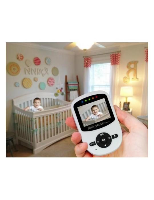 Babysense Elektroniczna Niania Video V24