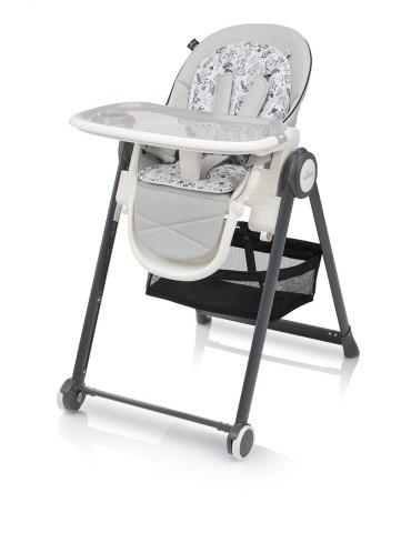 Krzesełko do karmienia Penne Baby Design grey