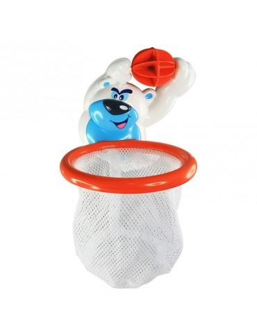 Dumel Discovery Polarna koszykówka z misiem polarnym