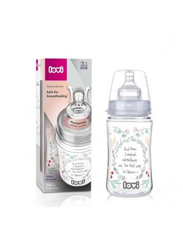 Butelka Canpol Babies Lovi Samosterylizująca 150 ml