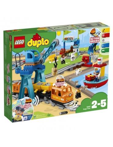 LEGO Duplo Town Pociąg towarowy