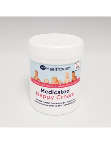 Healthpoint krem leczniczy na odparzenia pieluszkowe 100g