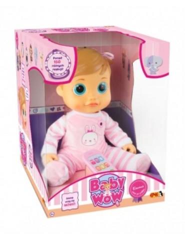 Baby Wow Emma mówiąca lalka 38cm