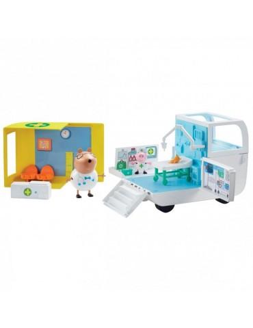 TM Toys Świnka Peppa Ambulans Mobilne Centrum Medyczne