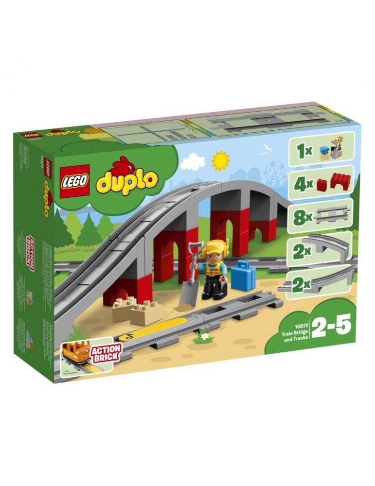 Lego Duplo Pociąg Ze Zwierzątkami Akpolbaby