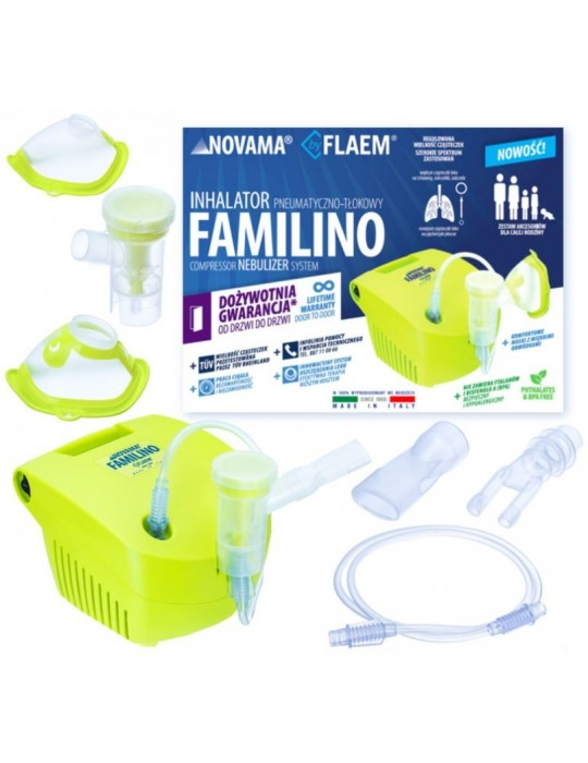 Novamed inhalator Familino by Flaem