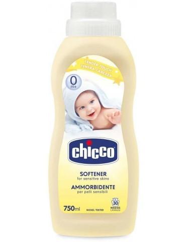Chicco Plyn do zmiękczania i płukania odzieży dziecięcej Tender Touch 740 ml