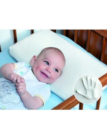 BabyMatex Poduszka z pianki termoplastycznej Memo 26x48 cm