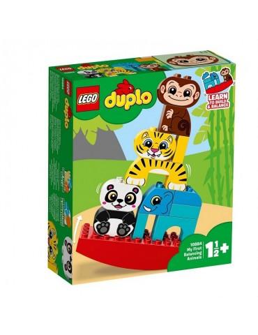 LEGO DUPLO  Moje pierwsze zwierzątka na równoważni
