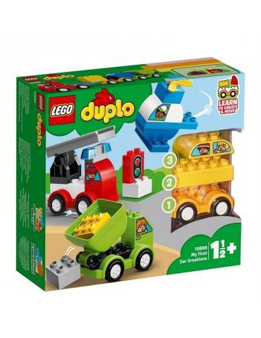 LEGO DUPLO Moje pierwsze samochodziki