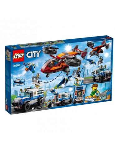 LEGO City Rabunek diamentów