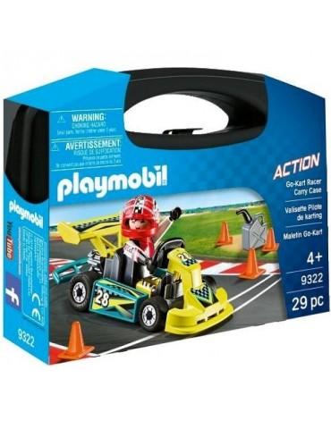 Playmobil City Action Skrzyneczka Gokart