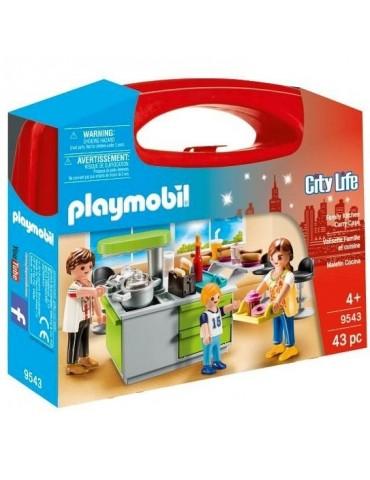 Playmobil City Life Skrzyneczka Kuchnia