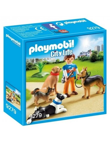 Playmobil City Life Trener psów