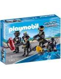 Playmobil City Action Jednostka specjalna