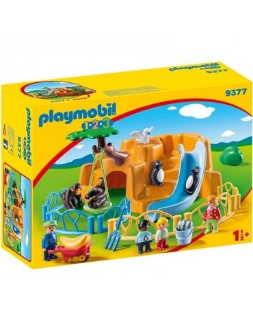 Playmobil 1.2.3 Zoo